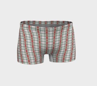 Classic Plaid Shorts preview
