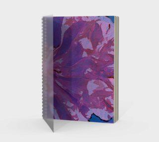 Fantasy - Poppy Series No.2 Spiral Notebook preview