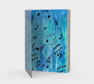 Music Notebook preview