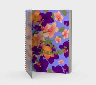 Aperçu de Floral Fantasy. Flowers. Orchid