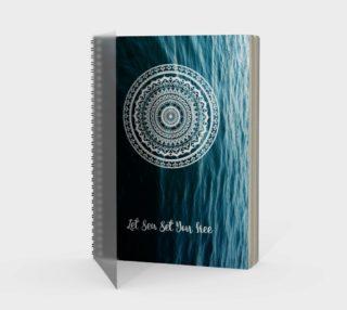 Mandala Let Sea Set You Free preview