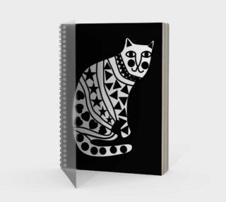 Aperçu de Cat Spiral Notebook 171211