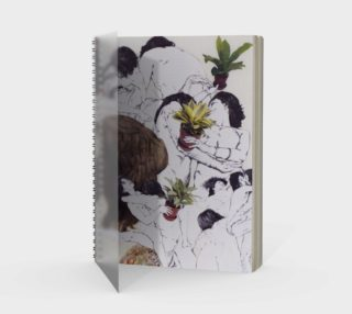 The Joy of Sex and Indoor Gardening Spiral Notebook preview
