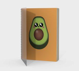 Happy Avocado - Notebook preview