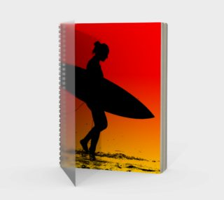 Surfer Girl preview