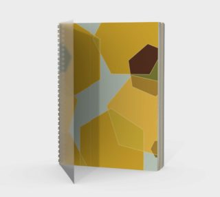 Tanya Spiral Notebook preview