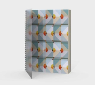 Shelby Spiral Notebook preview