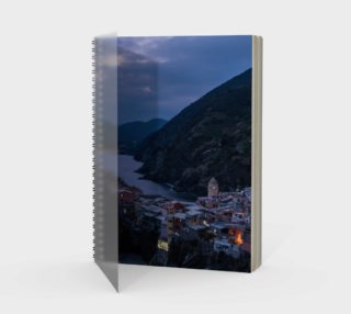 Utterly Italy Vernazza Notebook preview