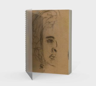Utterly Italy Rome Graffiti Notebook preview