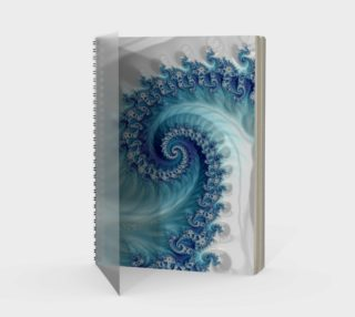 Sound of Seashell Notebook preview