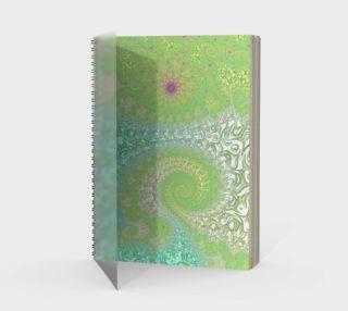 Springtime Garden Notebook preview