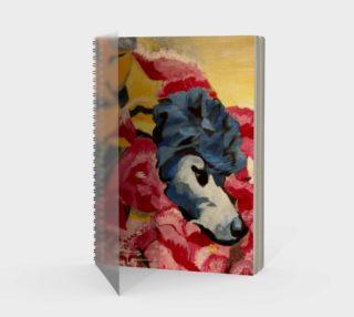 Sleeping Dogs Lie - Spiral Notebook preview