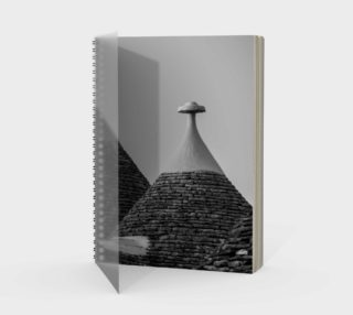 Utterly Italy Alberobello Notebook preview