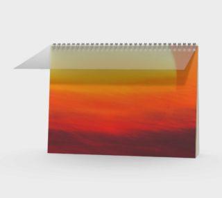 sun spiral notebook preview