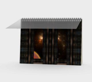 Doorway To Eternity Spiral Notebook L preview