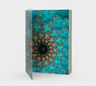 Galactic Eye Notebook preview