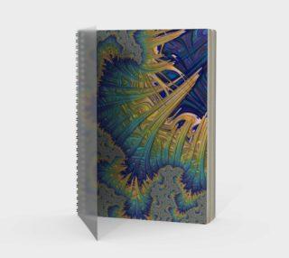 Underwater Fantasy Notebook preview