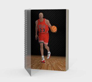 LEGENDARY Notebook - Jordan  preview