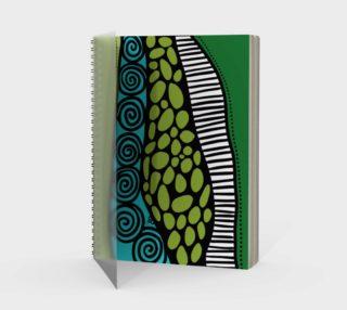 Aperçu de Green Dive-Plongeon vers- textures