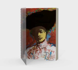 Simone  Says: Spiral Notebook (48-pgs/blank) preview