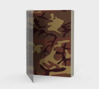 Camo Dark Brown preview