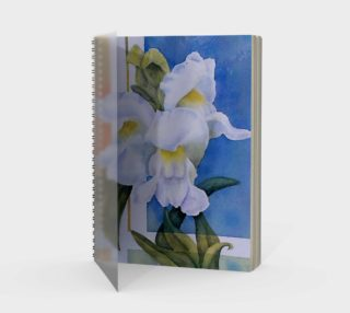 Snapdragons Spiral Notebook preview