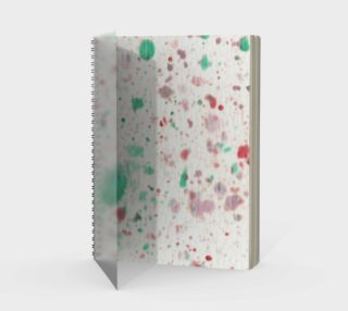 Confetti Joy Spiral Notebook preview
