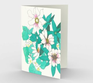 Tropical Summer Stationary  preview