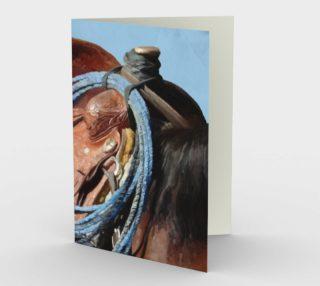 Aperçu de saddle card