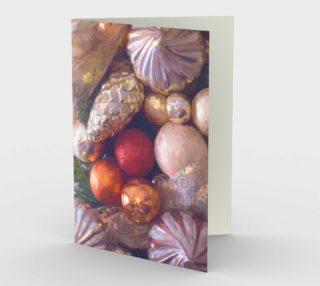 Christmas shine card preview