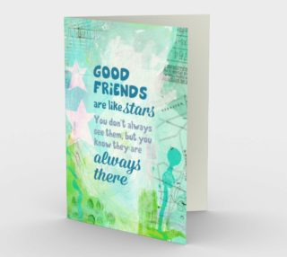 0314.Good Friends are Like Stars preview