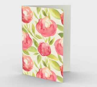 Sweet Pink Watercolor Floral preview