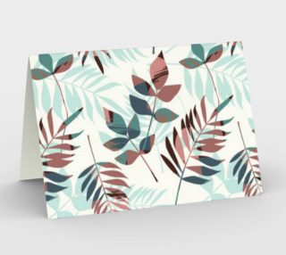 Sweet Simple Wild Color Leaves preview