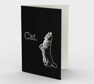 Cat Standing preview