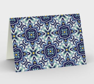 Gorgeous Abstract Tiles Motif preview