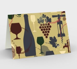 For Wine Lovers - Wine Lover Card preview