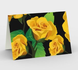 Gorgeous Yellow Roses preview