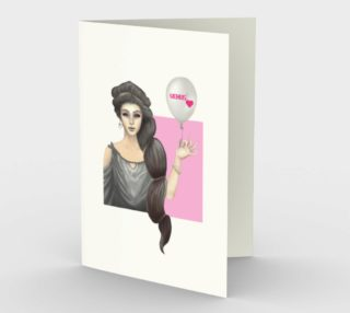 VENUS - SIMPLE (BIRTHDAY) CARD preview