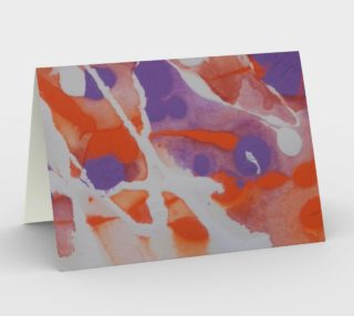 Coral Garden Card preview