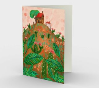 Carte Au pays des cactus preview
