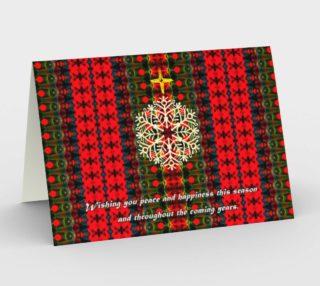 Winter Wonderland Card preview