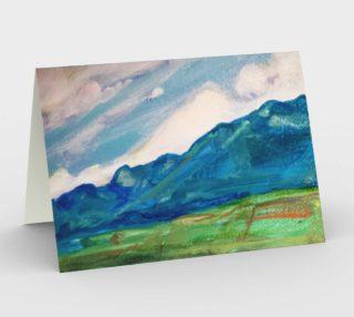 Landscape Card preview