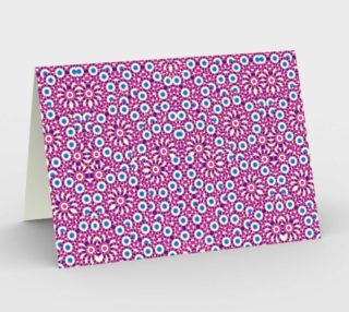 Geometric Intricate Pattern Stationery preview