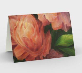 Aperçu de Spring Floral Stationery Card