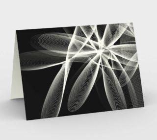 fractale noir et blanc  preview