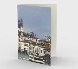Venice Cityscape Grand Canal, Italy  preview
