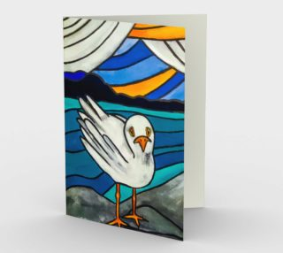 Seagull Card preview