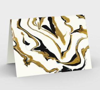 Aperçu de Gold And Black Opulence
