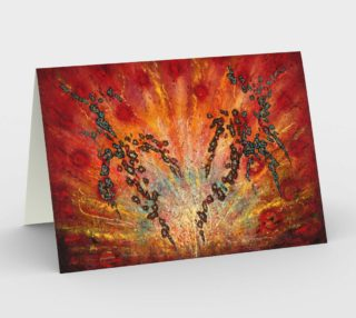 Our Exquisite Passion Greeting Cards preview