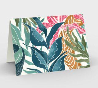 Botanicalia Stationery Card preview
